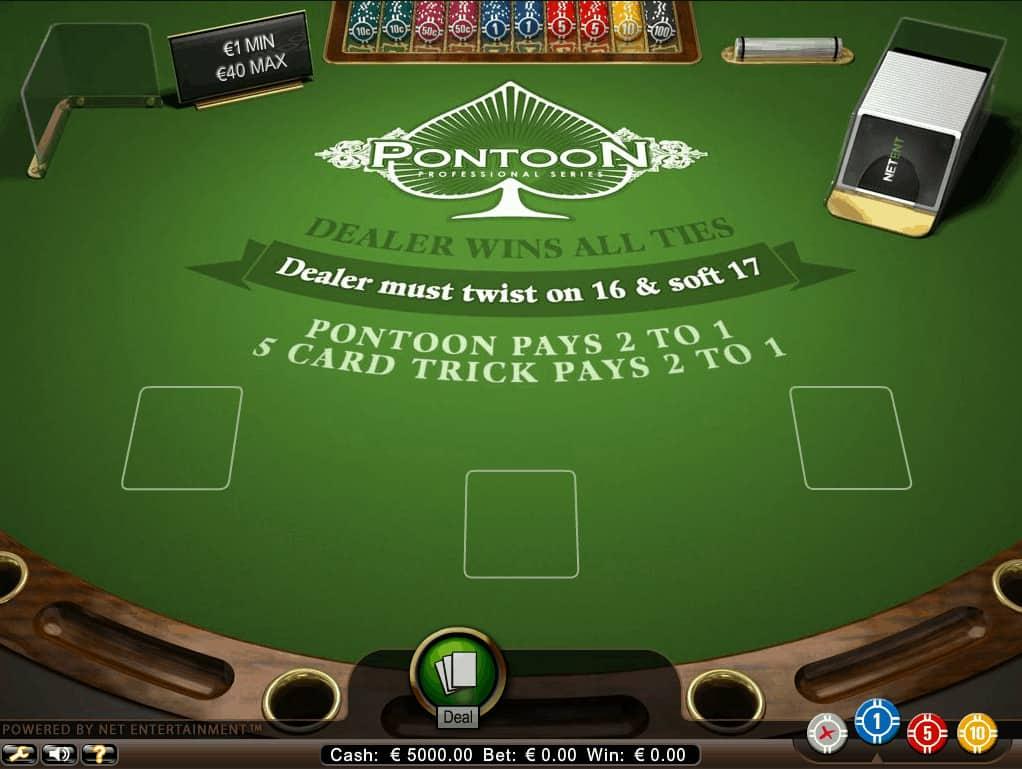 Netent Introduceert Pontoon Pro Series