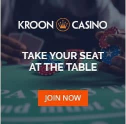 Blackjack spelen bij Kroon Casino